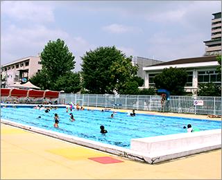 中村公園プールイメージ